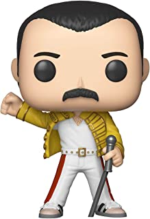 Funko Pop! Es increíble: Queen- Freddie Mercury (Wembley 1986), Moderno, Estándar