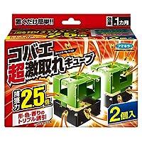 【まとめ買い】コバエ超激取れキューブ 2個入×8個