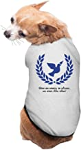 PPPLIN Effects Of War On Children Invisible Dog Jackets