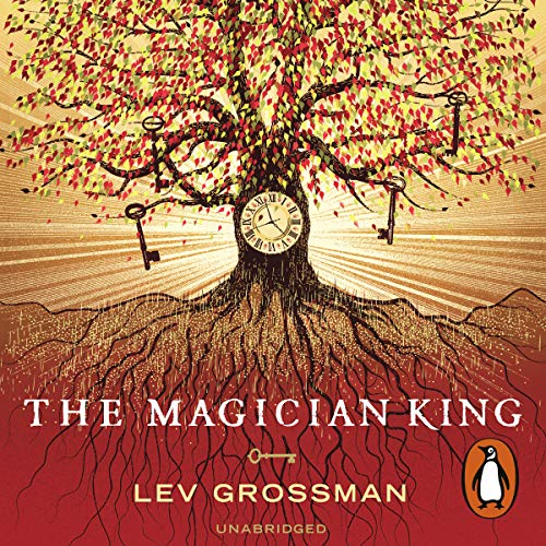 The Magician King, Book 2                   By:                                                                                                                                 Lev Grossman                               Narrated by:                                                                                                                                 Mark Bramhall                      Length: 15 hrs and 48 mins     42 ratings     Overall 4.3