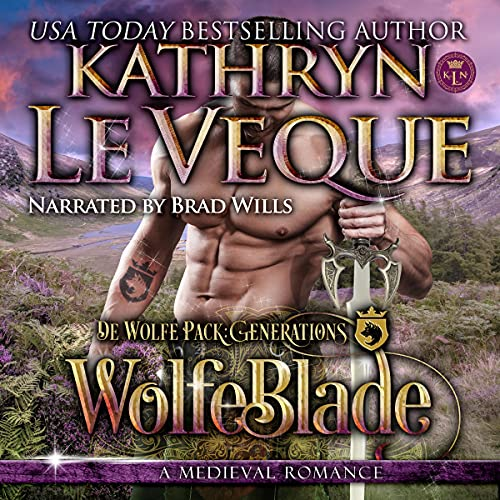 WolfeBlade cover art