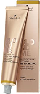 Schwarzkopf Blondme Colouring Hi-Lighting, Warm/gold, 60 milliliters