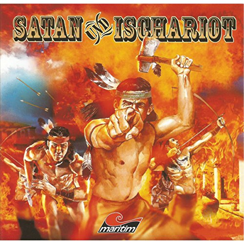 Couverture de Satan und Ischariot II