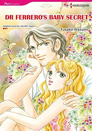 Dr Ferrero's Baby Secret: Harlequin comics (English Edition)