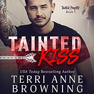 Tainted Kiss cover art