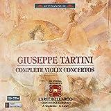 Tartini: Integral De Conciertos De Violín [Pack 29 Cds]
