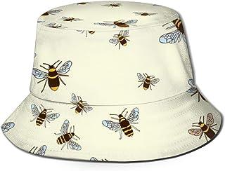 N//A Cappello da Pescatore Girasole Cappello da Pescatore Cappelli da Sole reversibili ripiegabili per Donna e Uomo