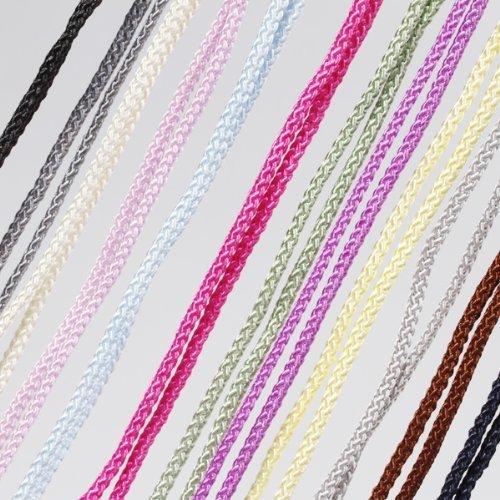 12 piezas de nailon para gafas/gafas/gafas de sol/gafas, cordón para el cuello, cuerda de color aleatorio de calidad superior y creativo