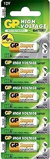 GP Alkaline Batteries - 23Ae 12V (Pack Of 5)