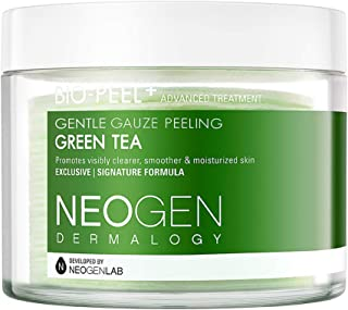 NEOGEN DERMALOGY BIO-PEEL GAUZE PEELING GREEN TEA 6.76 oz / 200ml