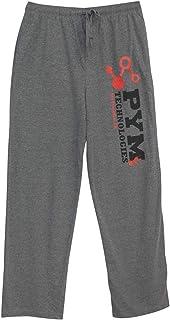 Ant-Man SuperHeroStuff Pym Tech Unisex Pajama Pants- XLarge (40-42) Grey