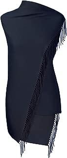 Fiolini Pashmina Schal Stola Schultertuch für Damen - elegant & sehr weich - Made in Italy