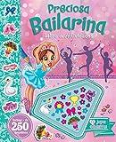Preciosa Bailarina. Libro Actividades (PEGATINAS CRISTAL)