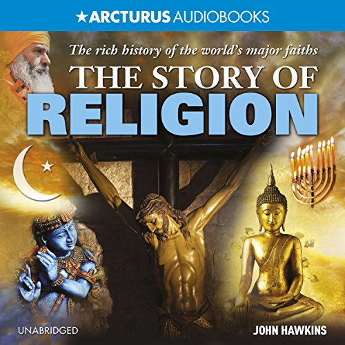 The Story of Religion audiobook cover art