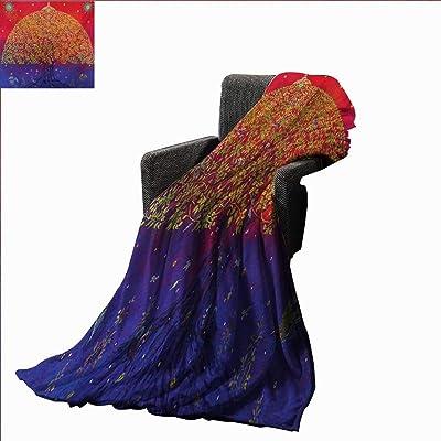 Amazon.com: Anzhutwelve Blankets Stars,Big Star Icon ...