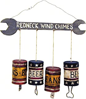 Ohio Wholesale Redneck Wind Chimes, from our Humor Collection