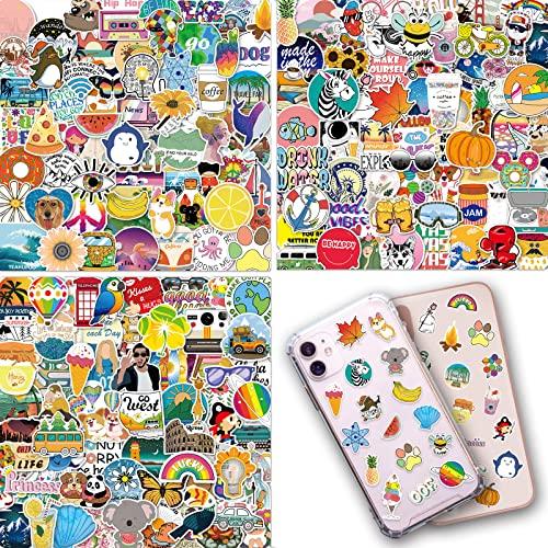 200 pcs Mini Stickers, Phone Case Stickers Vsco Waterproof Vinyl Small...