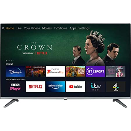 "JVC LT-32CF600 Fire TV Edition 32"" Smart HD Ready LED TV"