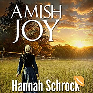 Amish Joy audiobook cover art