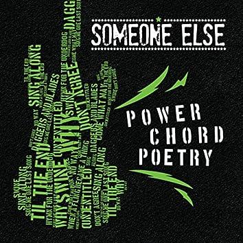 Power Chord Poetry