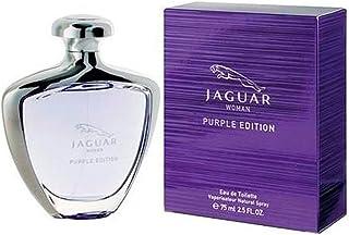 Jaguar Woman Purple Edition by Jaguar for Women - Eau de Toilette, 75ml