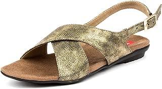 SOLES Women Espadrille Bronze Comfort Flats
