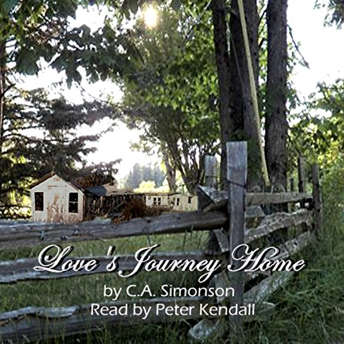 Love's Journey Home audiobook cover art