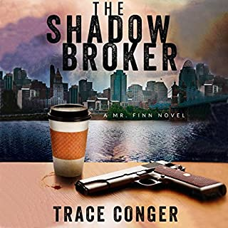 The Shadow Broker audiobook cover art