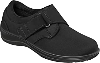 Orthofeet Bunions Pain Relief Orthopedic Arthritis Diabetic Extra Wide Womens Stretchable Strap Shoes Wichita
