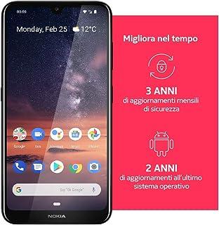 "Nokia 3.2 Black 6.26"" 3gb/32gb Android One Dual Sim"