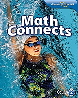 Math Connects, Course 2 Student Edition (MATH APPLIC & CONN CRSE)