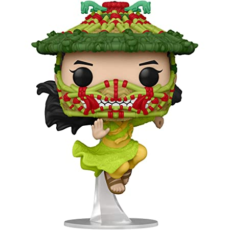 Funko Pop! Marvel: Shang Chi and The Legend of The Ten Rings - Jiang Li