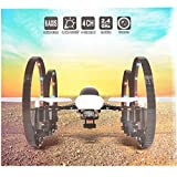SHATCHI 360 Degree RC Helicopter/ Car with Camera 4 Channel Drone Quadcopter 6 Axis with Camera
