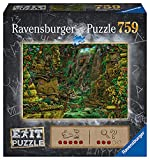Ravensburger EXIT Puzzle 19951 - Tempel in Angkor Wat - 759 Teile Puzzle für Erwachsene und Kinder ab 12 Jahren