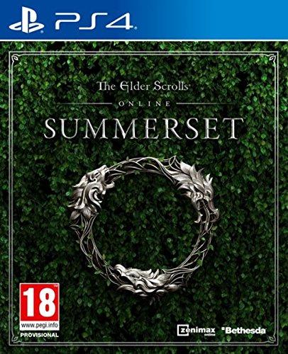 The Elder Scrolls Online Summerset- PS4