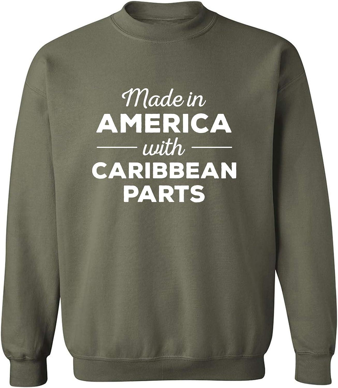 Made in America w/Caribbean Parts Crewneck Sweatshirt