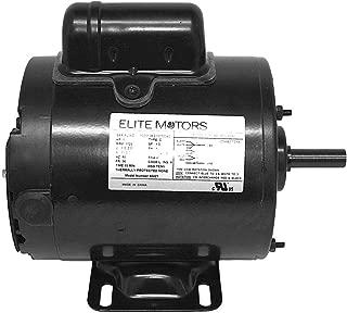 Elite 1 HP Painted 56 Frame Boat Lift Motor (Renewed)