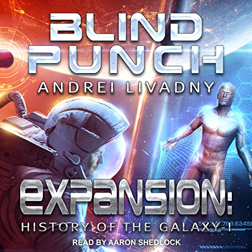 Blind Punch audiobook cover art