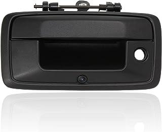 $89 » Anina Tailgate Handle Backup Camera Replacement for 2014-2018 Chevy Silverado/GMC Sierra Rear View Car Camera IP68 Waterpr...