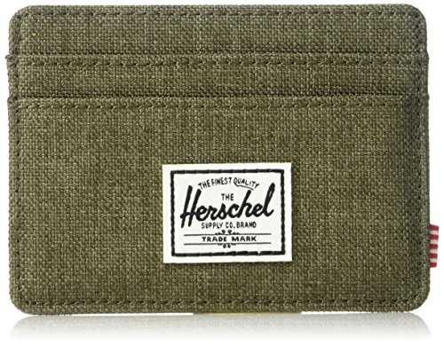 Herschel Supply Co. Cartera para Hombre, Canteen Crosshatch (Marrón) - 10360-01247-OS