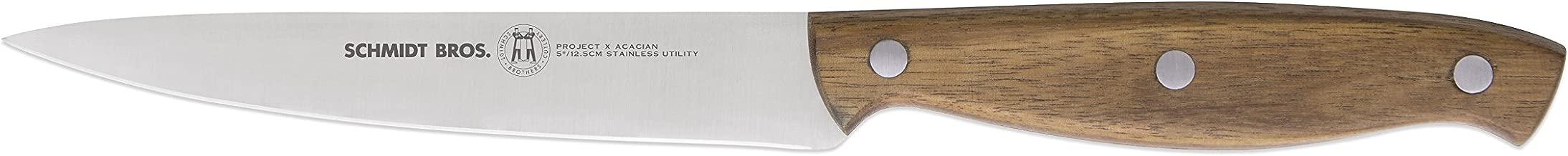 Schmidt Brothers Cutlery Project X / Acacian ユーティリティ(刃渡り約12.5cm)<正規品>