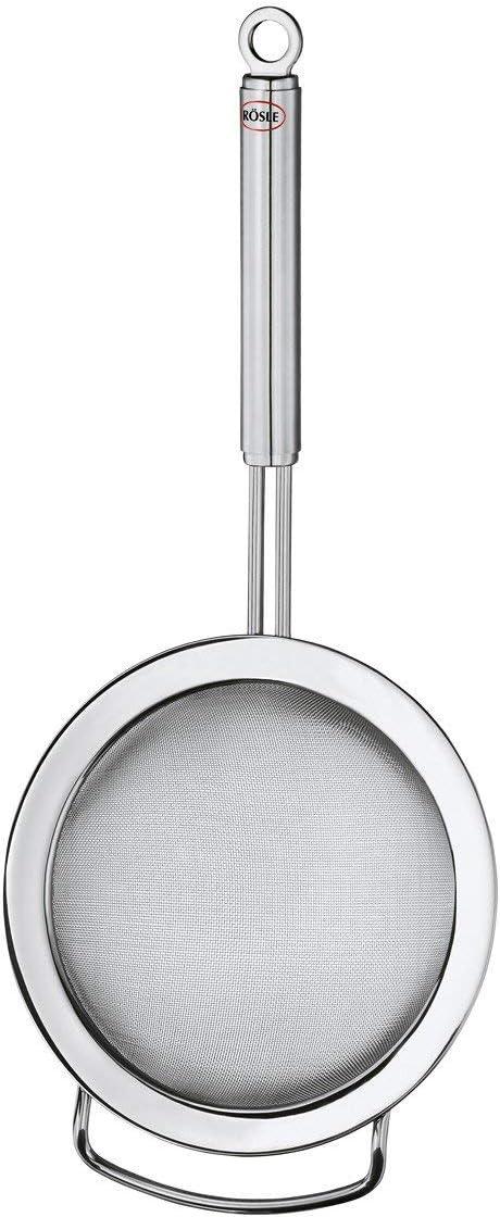 Rösle Stainless Steel Round Handle Kitchen Strainer