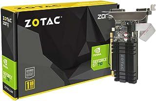 بطاقة عرض مرئي نفيديا جيفورس جي تي 710 بي سي اي اكسبرس 2.0 بذاكرة 2 جيجا من زوتاك - ZT-71302-20L