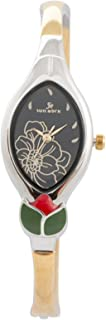 Sun Rock Wrist watch for Women - Analog Stainless Steel Band - SL050-