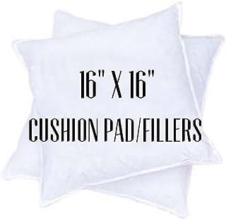 "Rohi Pair of 16""x16"" / 40x40cm Cushion Pads"