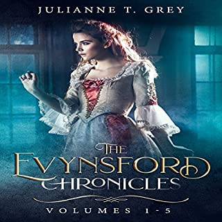 The Evynsford Chronicles: Volumes 1-5 audiobook cover art