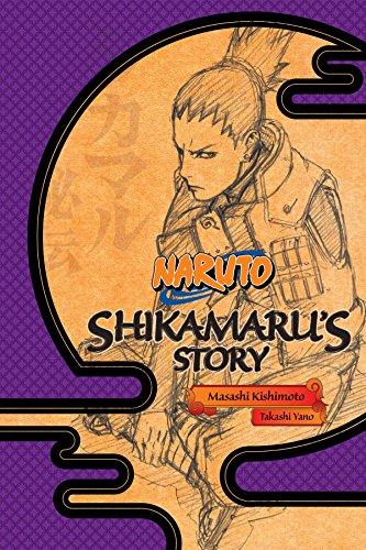 Naruto: Shikamaru's Story (Naruto Novels Book 2) (English Edition)