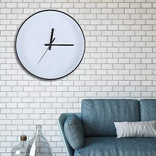 ساعة حائط للمطبخ ساعات حائط مزخرفة ساعات حائط ، ساعة حائط صغيرة ساعة حائط حديثة ، ساعة حديثة لغرفة النوم وغرفة المعيشة