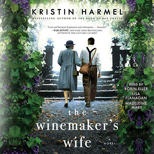 Page de couverture de The Winemaker's Wife
