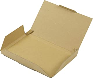 アースダンボール ダンボール 段ボール 小型 定形外郵便 定形郵便 15枚 【141×91×6mm】【0453】